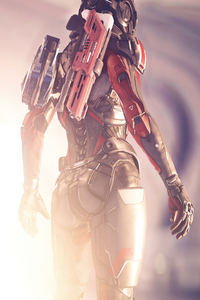 2160x3840 Mass Effect Andromeda 2019 4k