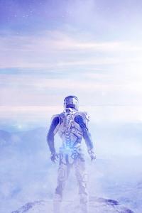 Mass Effect Andromeda 4k Concept Art
