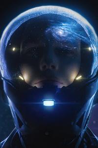 800x1280 Mass Effect Andromeda Fanart 4k