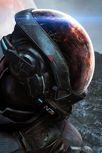Mass Effect Andromeda Game 4k
