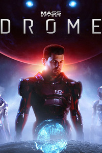 240x400 Mass Effect Andromeda Games