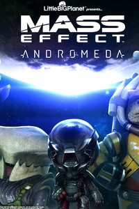 Mass Effect Andromeda Little Big Planet 3