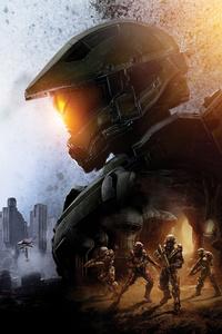 Master Chief Halo 5 8k