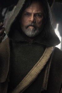 240x320 Master Luke Skywalker