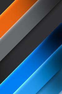 480x854 Material Color Palette 8k