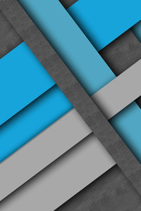 1125x2436 Material Design Line Texture HD