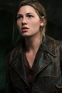 Mathilde Ollivier As Chloe In Overlord Movie 2018 5k