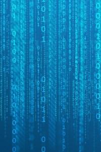 Matrix Code Binary