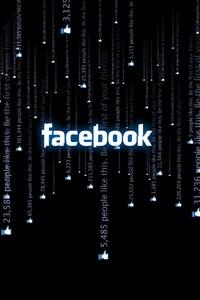 480x800 Matrix of Facebook
