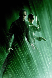 Matrix Trilogy 5k