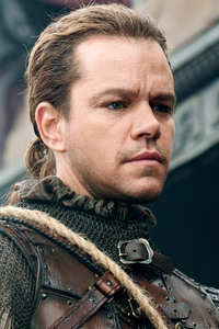 Matt Damon In Great Wall