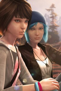 480x800 Max Caulfield Life is Strange 2