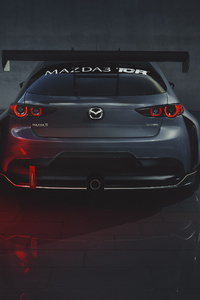 750x1334 Mazda 3 Tcr 2020
