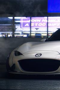 360x640 Mazda 4k 2020