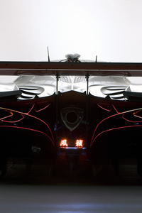 480x800 Mazda Furai Concept Sport Car Rear View