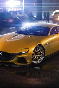 640x960 Mazda Rx Vision Concept