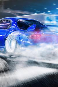 Mazda Rx7 Drifting 4k