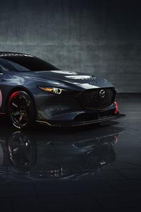 Mazda3 TCR 2019 8k