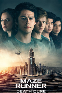 Maze Runner The Death Cure 2018 Movie