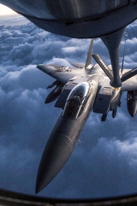 640x1136 McDonnell Douglas F 15 Eagle