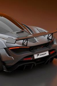 McLaren 2020 720S Widebody Kit 4k