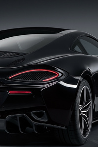 McLaren 570GT MSO Black Collection 2018 Rear