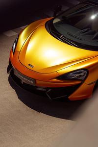 480x800 McLaren 570s 5k