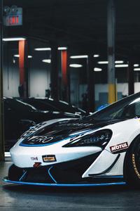 McLaren 570s GT4 8k