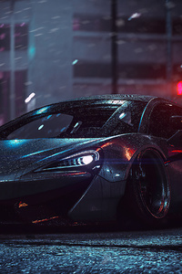 McLaren 570S Need For Speed 4k