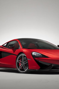 McLaren 570S Special Design Editions Vermillion Red