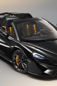 McLaren 570S Spider Design Edition 2018