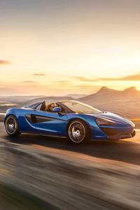 1440x2560 McLaren 570S Spider