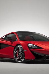 240x400 Mclaren 570S Sports Car 8k