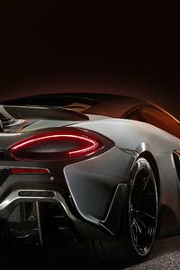 McLaren 600LT 2018 Rear