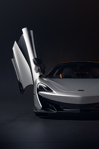 640x1136 McLaren 600LT Windows Up