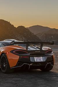 1242x2688 McLaren 620R 4k
