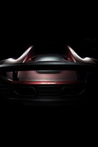 320x568 McLaren 650 S