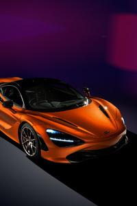 McLaren 720S 4k 2018