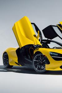 McLaren 720S CGI 2019