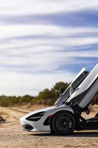 1080x2160 Mclaren 720s Coupe 10k