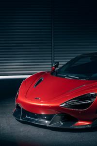 1080x2160 McLaren 720s For Vorsteiner