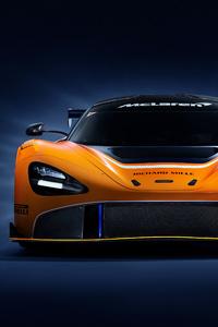 McLaren 720S GT3 2019 Front