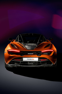 McLaren 720S Rear