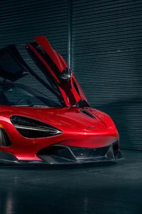 1080x2160 McLaren 720s Vorsteiner 4k 2020