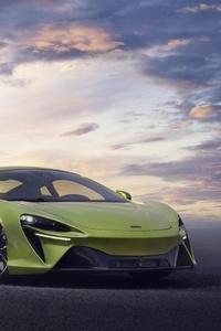 480x800 McLaren Artura 2021 10k