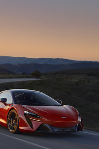 480x800 McLaren Artura 2021