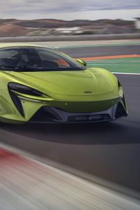 480x800 McLaren Artura 2021 NEW