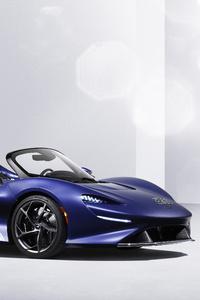 1440x2960 McLaren Elva Windscreen Version