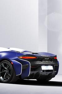 1440x2960 McLaren Elva Windscreen Version 5k