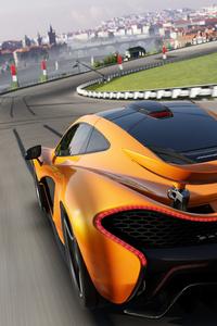 McLaren Forza Motosport Rear
